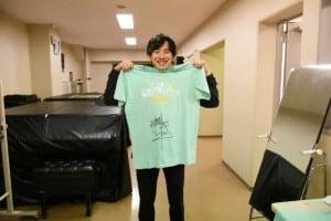 ht_Tシャツ出演者写真 - 上野さん2